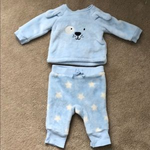 NWOT! Fleece Doggy Outfit